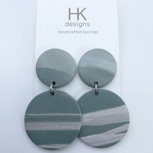 Bold Handcrafted Earrings